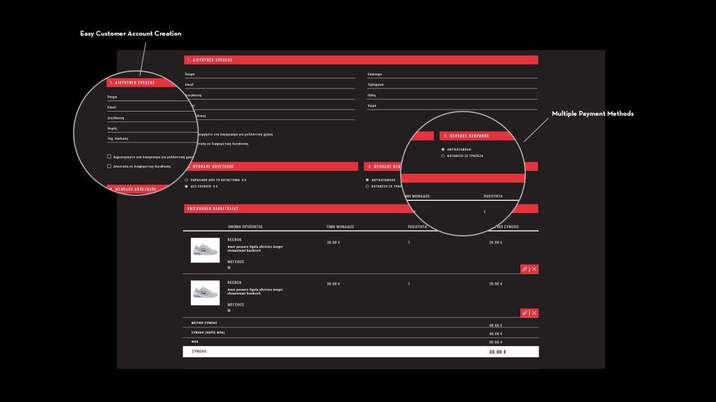 New Magento eShop for Atou Sport